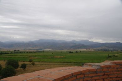 ...bietet einen herrlichen Blick über das Tschay-Tal