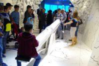 Mitmach-Aktionen für die Besucher bieten einen nachhaltigen Effekt und...