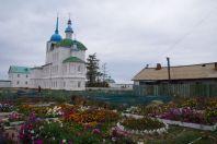 Innenhof des Klosters von 1827