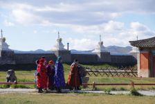 Die Klosteranlage ist nicht nur Ziel von Touristen