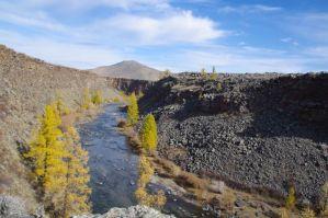 ...im schönen Canyon des Flusses