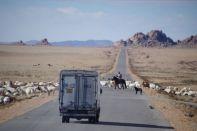 190 Kilometer klasse Straße mit landestypischen Hindernissen