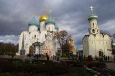 Die große Wehrklosteranlage mit 6 Kirchen ist...