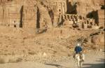 Petra in Jordanien