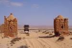Überbleibsel aus dem Westsahara-Konflikt