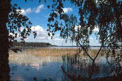 Der wunderschöne Wigry-See