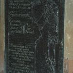 Gedenkstein in Frombork