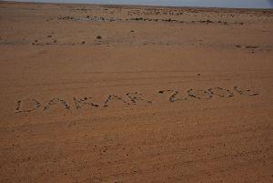 """Überbleibsel der """"echten Dakar"""""""
