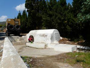 ursprüngliche Wasserstelle