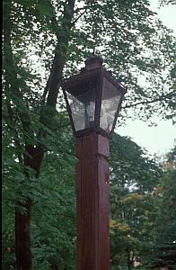 Lampe in Kudilga