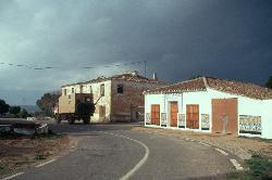 Kleines Weingut in Spanien
