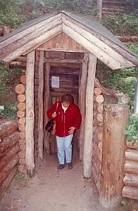 Riezuptes smilsu alas - Sandsteinhöhlen
