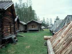 Lappstaden in Arvidsjaur