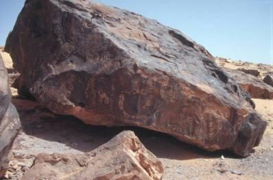 Tuareg-Schriften in der Nähe