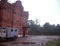 Ehemaliges Gefängnis in Liepaja