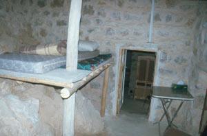 Rustikale Gästezimmer