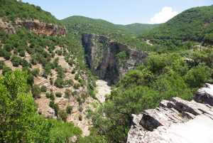 Fluss Lengarica...