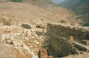 Ausgrabungen auf dem Hügel der Oberstadt