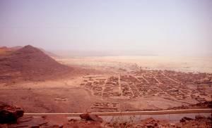 Die Plateauauffahrt bei Moudjeria