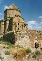 Die Kirche von Aktamar