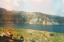 Am Kratersee des Nemrut Dagi I