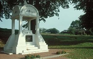 Memorial der Kirchengemeinde Willkirchen