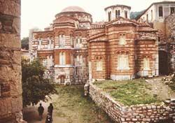 Das Kloster Osios Loukas