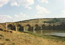 Tigris-Brücke