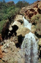 Wasserfall von Darnah