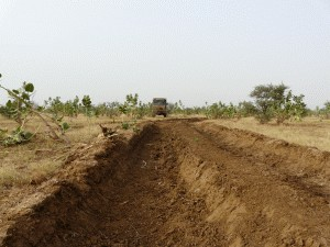 Auf dem Weg nach Mali