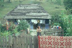 Ursprüngliche Datscha mit ursprünglichen Lebensformen und freundlichen Menschen