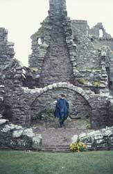 Ruine Dunnottar Castle