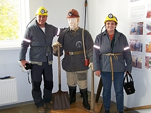 Bergbaumuseum in Kohtla-Nömme
