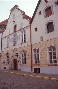 Das Schwarzhäupterhaus...