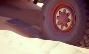 ...und mit AMR-Sandboards...