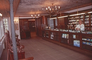 In der alten Apotheke