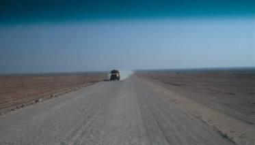 Weiter geht es Richtung Tripolis