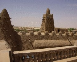 1780_Timbuktu_Djinger_Ber_Moschee