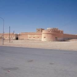 Dieses alte italienische Fort...