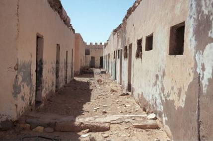Touristen-Camp umgebaut werden.