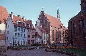 Johanniskirche in Riga