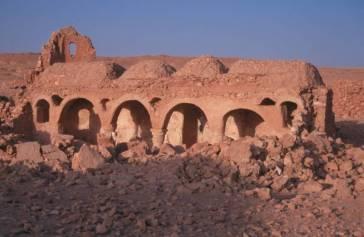liegen die Ruinen...
