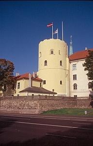 Schloss in Riga