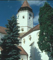 Kirchenwehr- und Glockenturm