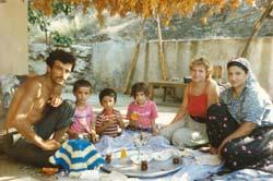 Frühstück bei Mustafa