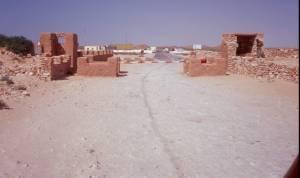 ...marokkanischen Grenzposten.