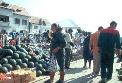 Ein klassischer Markt: Ursprünglich und natürlich