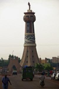 Bamako - Freiheitssäule