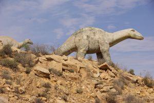 Beni Kheddache... wurden hier Dino-Reste gefunden?