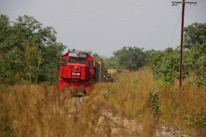 Die Schmalspurbahn - unsere Orientierung...